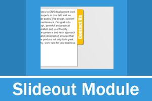 DNNSmart  Slideout Module